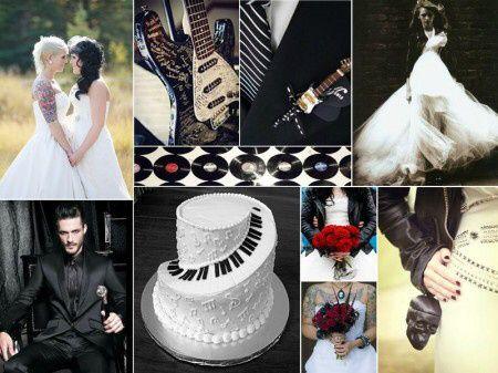 Matrimonio Rock: spunti e idee 🎸 - 2
