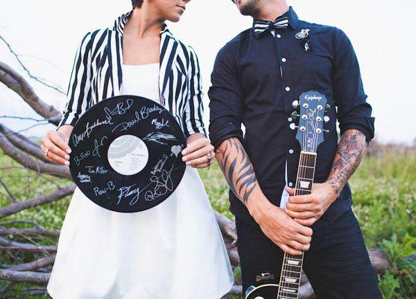 Matrimonio Rock: spunti e idee 🎸 12