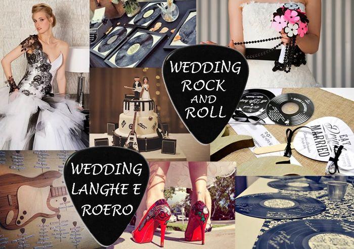 Matrimonio Rock: spunti e idee 🎸 15