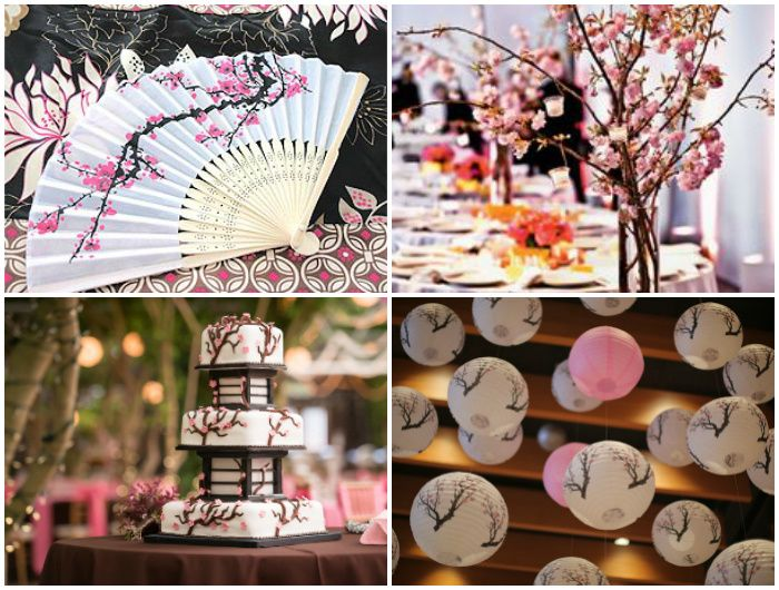 Matrimonio tema Giappone - show cooking 1