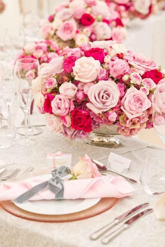 Decorazioni per un pink Wedding 💓 - 2