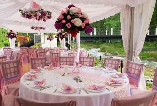 Decorazioni per un pink Wedding 💓 - 4