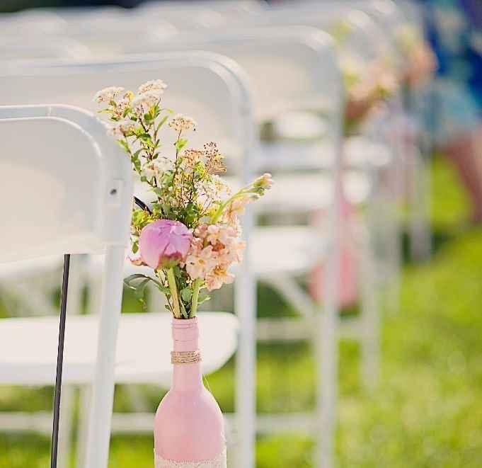 Decorazioni per un pink Wedding 💓 - 8