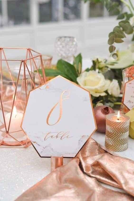 Decorazioni per un pink Wedding 💓 - 13