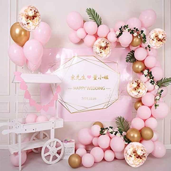 Decorazioni per un pink Wedding 💓 - 15