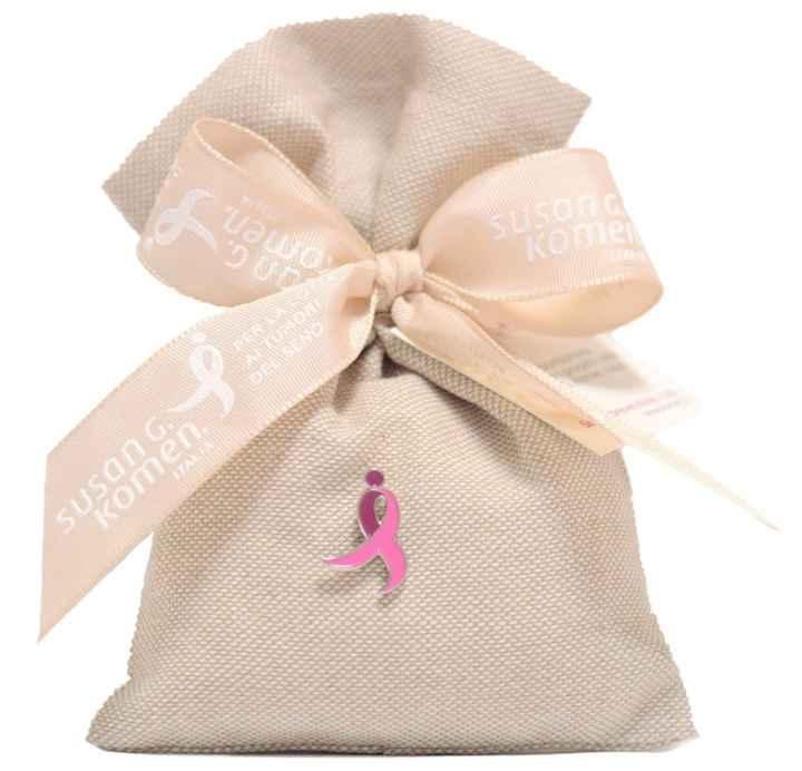 Bomboniere solidali - Cancro al seno 🎗 - 1