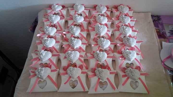 Bomboniere solidali - Cancro al seno 🎗 - 3