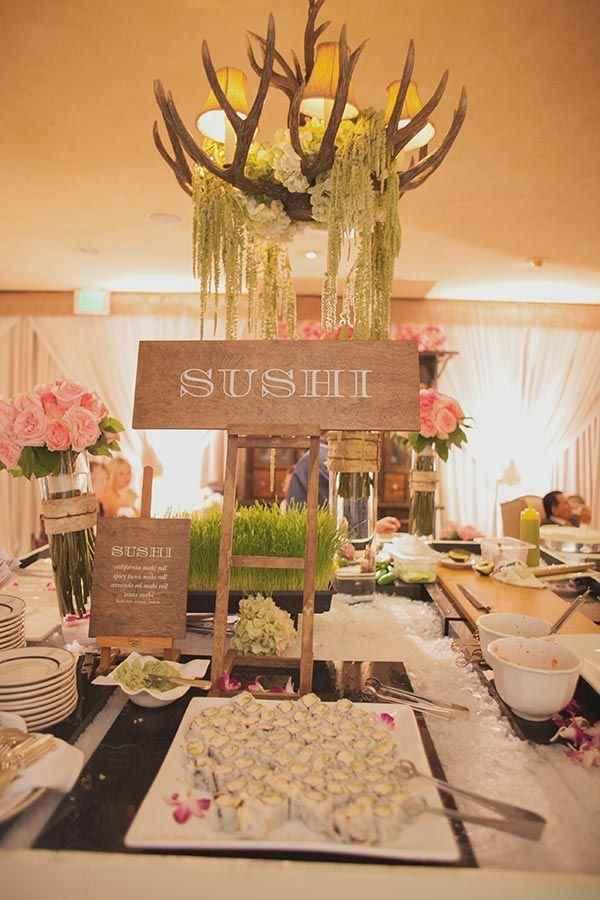 Matrimonio tema Giappone - show cooking - 22