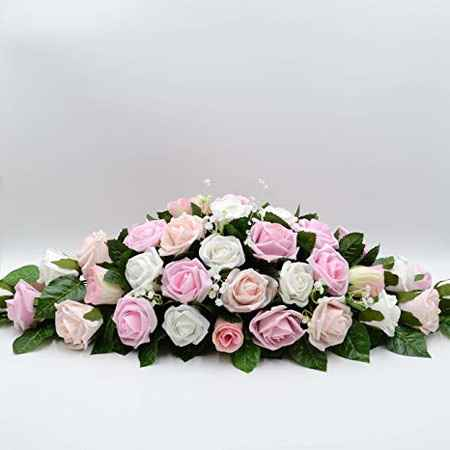 Centrotavola rose - 1