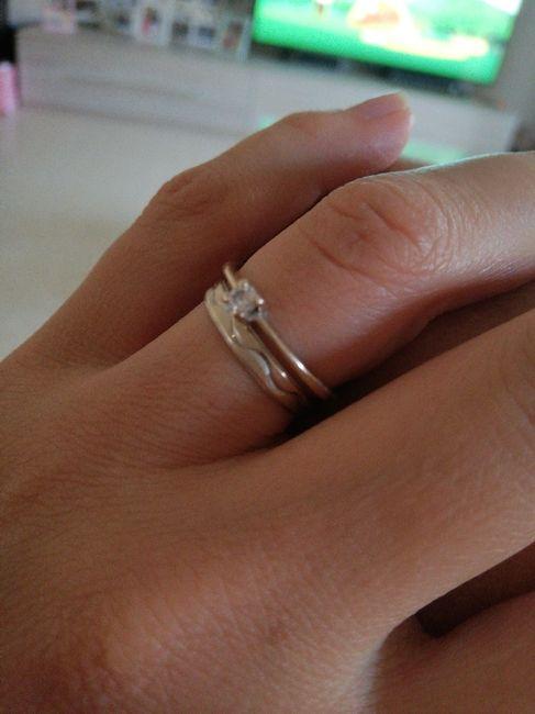 Fedine di fidanzamento 4