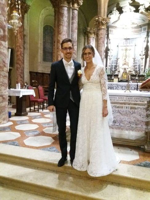 30 ottobre 2020 Finalmente sposi!!!! - 1