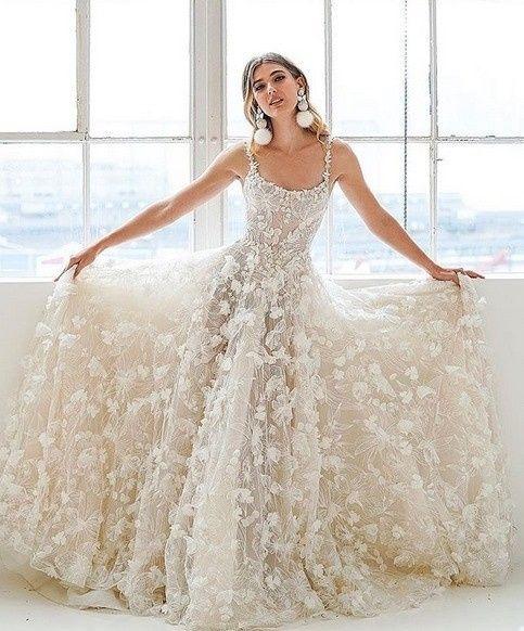 7 designer di abiti da sposa, chi preferite? 8