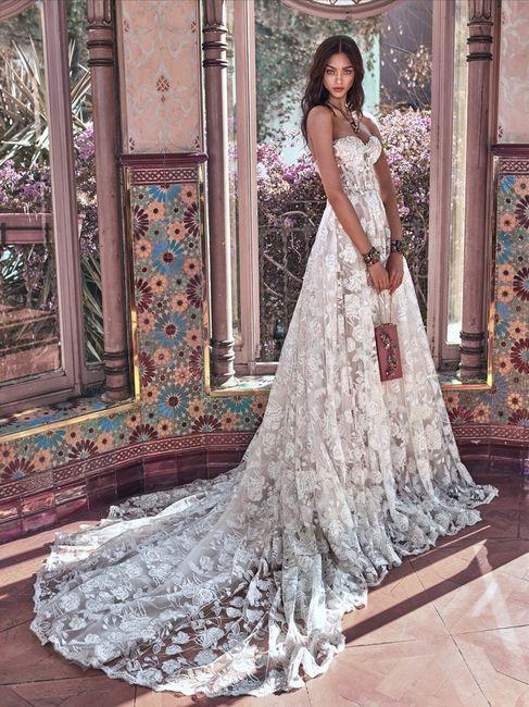 7 designer di abiti da sposa, chi preferite? 10