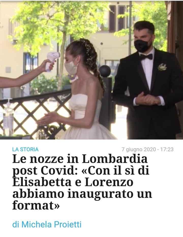 Restrizioni matrimoni Lombardia - 1