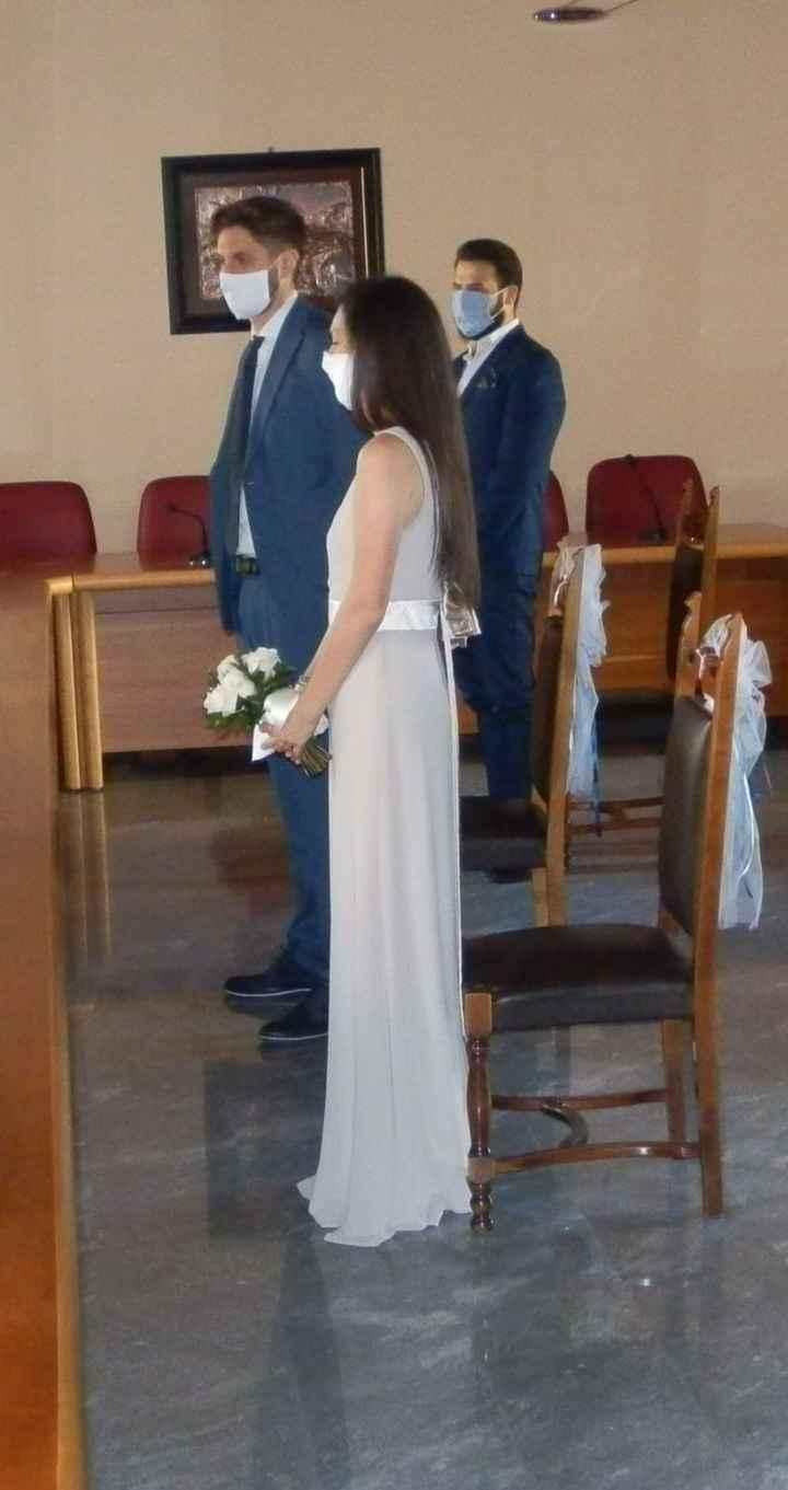 Pentite per aver fatto il matrimonio in tempi di Covid? 3