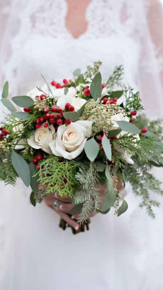 Bouquet natalizio 🎄 confido in voi colleghe 😎 6