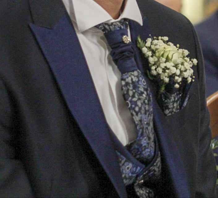 Fiori All'occhiello per lo sposo 🤵♂️♥️ - 1
