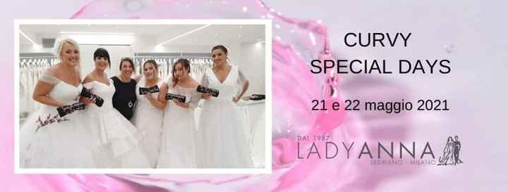 Sposa Extra Large! - 1