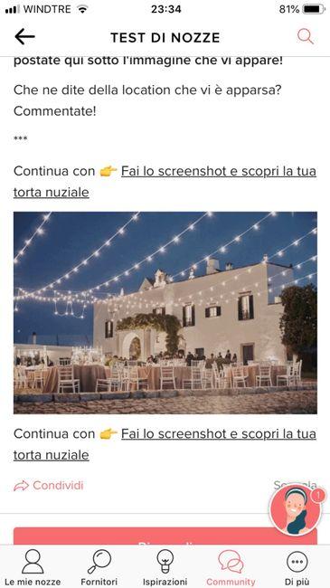 Fai lo screenshot e scopri la tua location 13