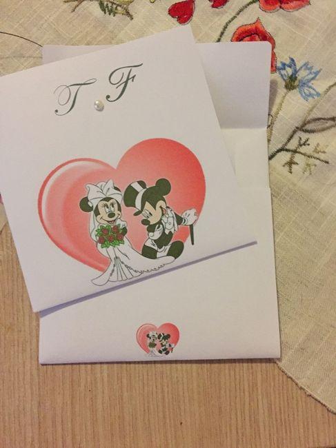 Partecipazioni Matrimonio Tema Disney : Help partecipazioni disney organizzazione matrimonio