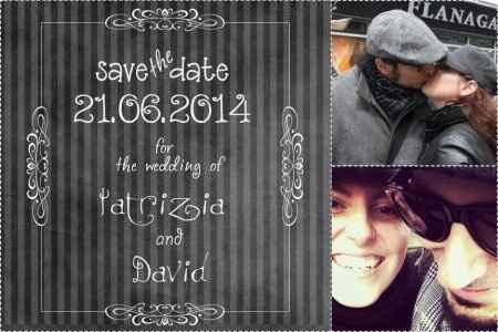 Il nostro save the date!