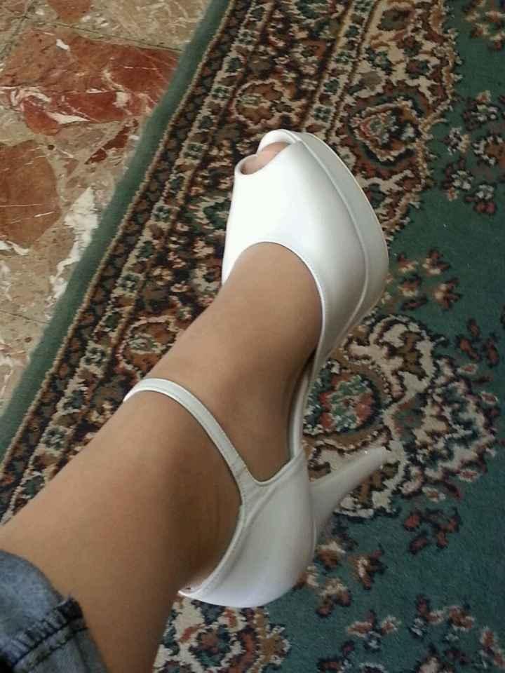 Dubbio scarpe prato - 2