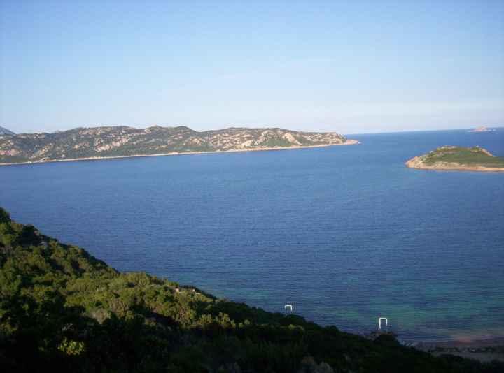 Vista parco marino