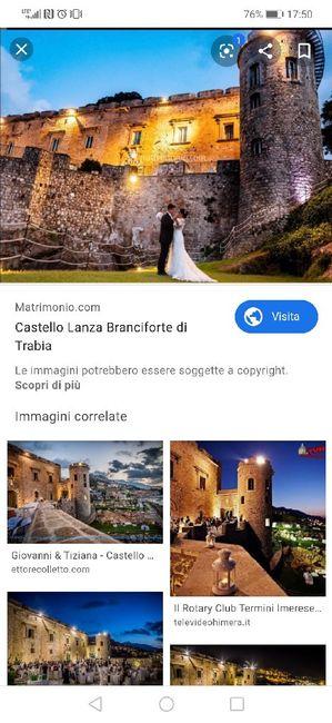 Location a Palermo che somigli al Castello Xirumi Serravalle - 1