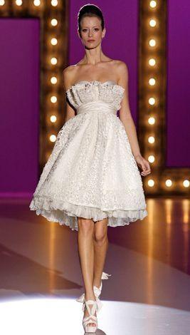 Abito sposa corto stile anni 50...a chi dona    - Forum Matrimonio.com 7e1c241b444