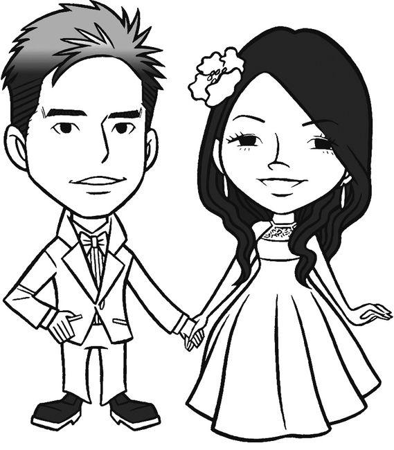 La sposa e lo sposo e chi altro? - 1