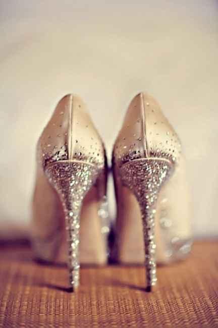 6 scarpe da sposa originali - 9