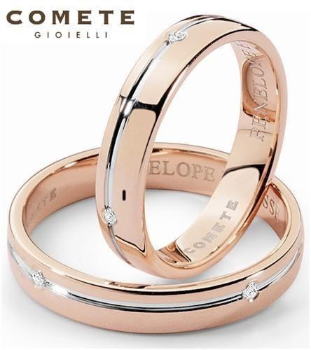 Fedi in oro rosa..stupendee - Moda nozze - Forum Matrimonio.com