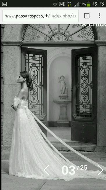 2a5584c42506 Abito di passaro - Campania - Forum Matrimonio.com