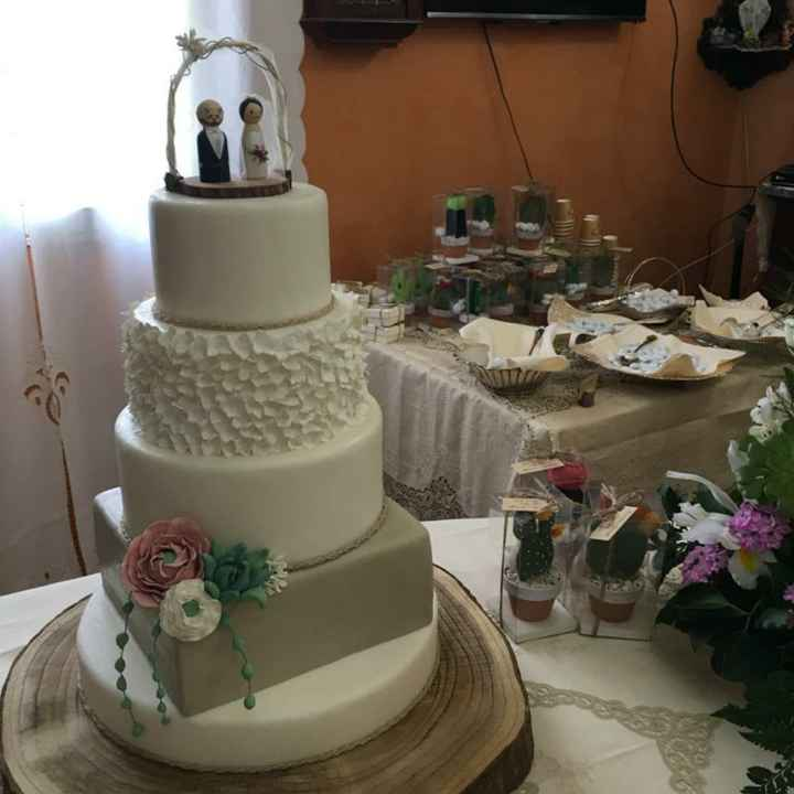 Cake Topper - 2
