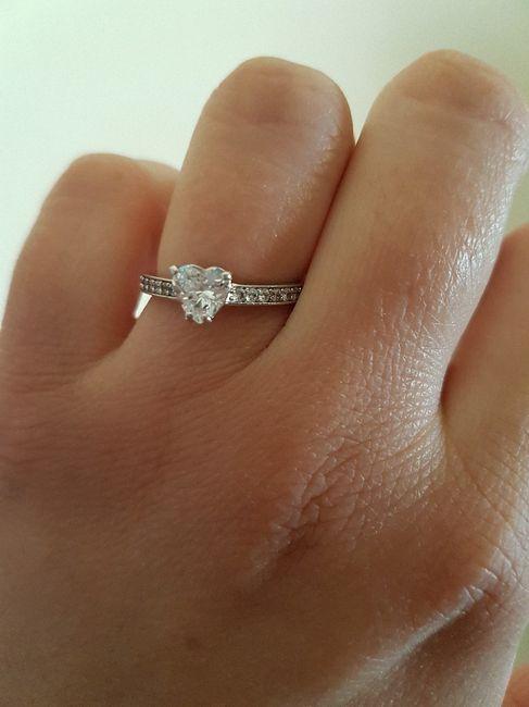 #LoveFriday - Mostrateci il vostro anello di fidanzamento 7