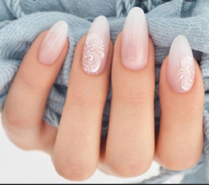 Quale manicure sposa preferisci? 1