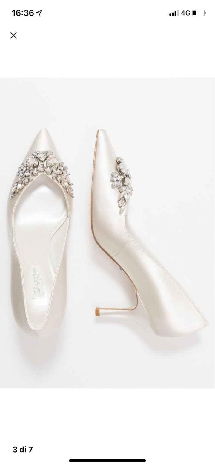 Scarpe sposa (aggiornamento)♥️ - 3