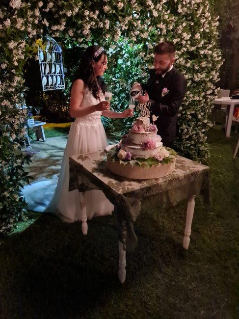 Con quanti ❤️ valuteresti il giorno del tuo matrimonio? 15