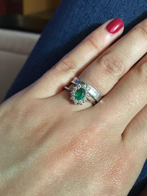 anello fidanzamento significato