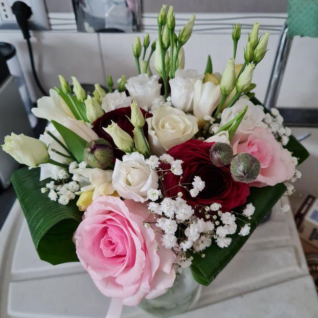Bouquet promessa di matrimonio - 1
