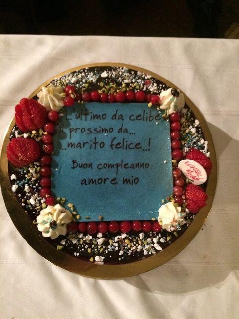 Torta Speciale Compleanno Fm Prima Delle Nozze Forum Matrimonio Com