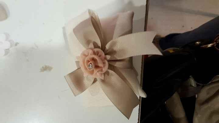 Partecipazioni, bomboniere e sacchetti confetti - 2