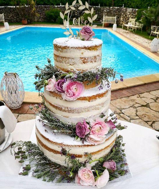 Taglio della torta 📸 - 1