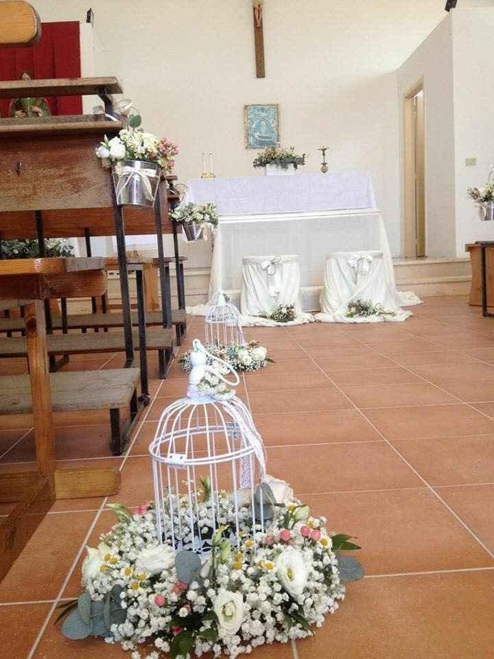 Our tiny tiny church