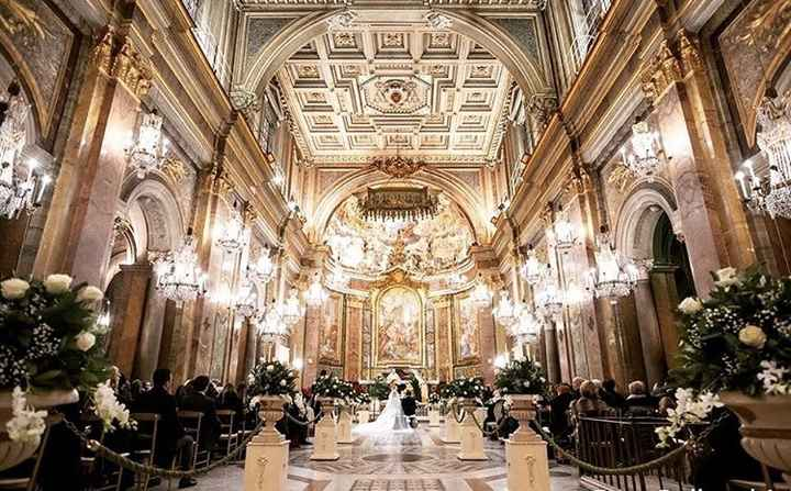 Chiesa matrimonio - 1