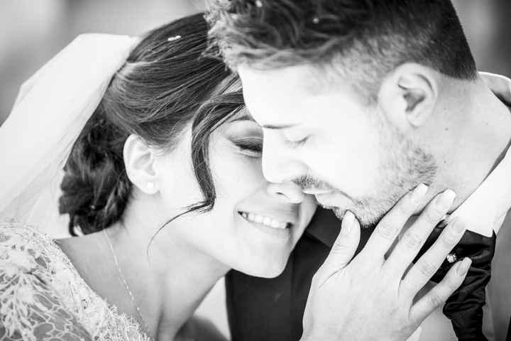 Qual è la foto più bella del vostro matrimonio? 10
