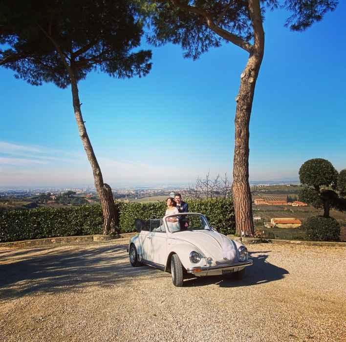 Che tipo di macchina avete scelto per il vostro matrimonio? 5