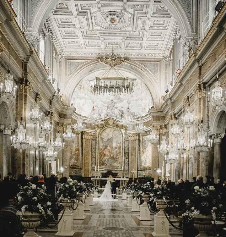 Chiesa a Roma - 1