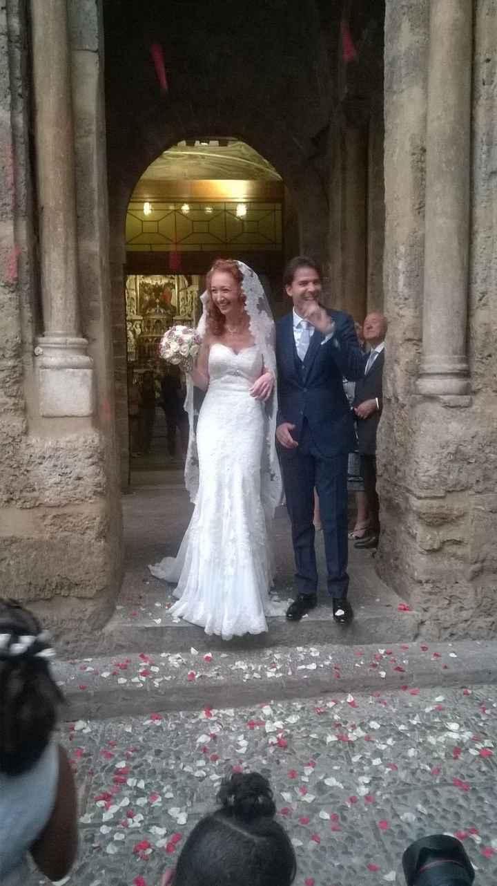 Siamo marito e moglie!!!