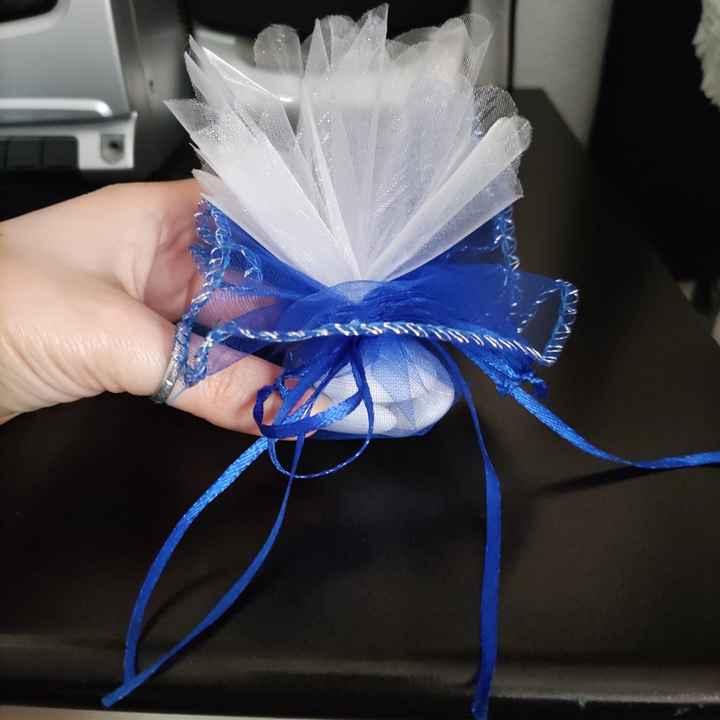 Aiuto sacchettini confetti 😁 - 2